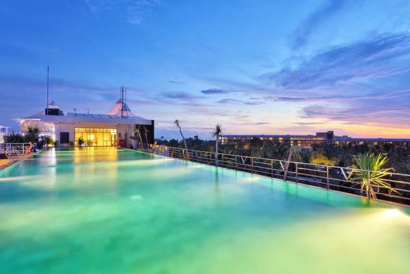 0 star hotel GOLDEN TULIP DEVINS SEMINYAK