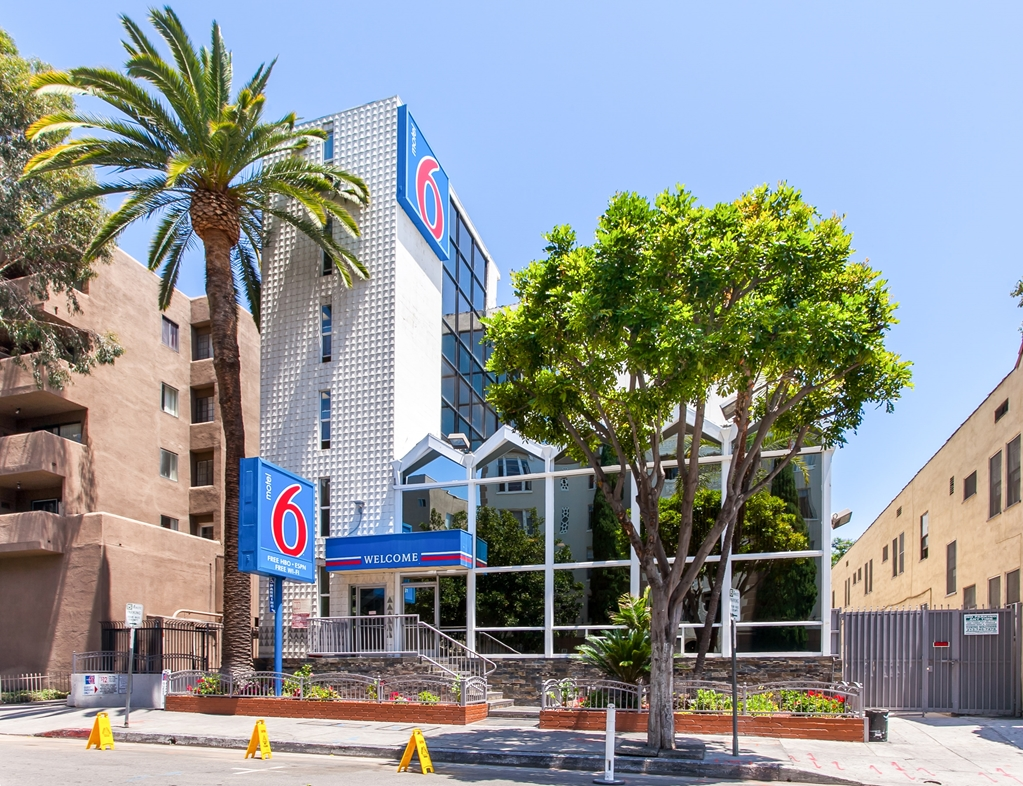 motel 6 hollywood - Hilton Garden Inn Los Angeles