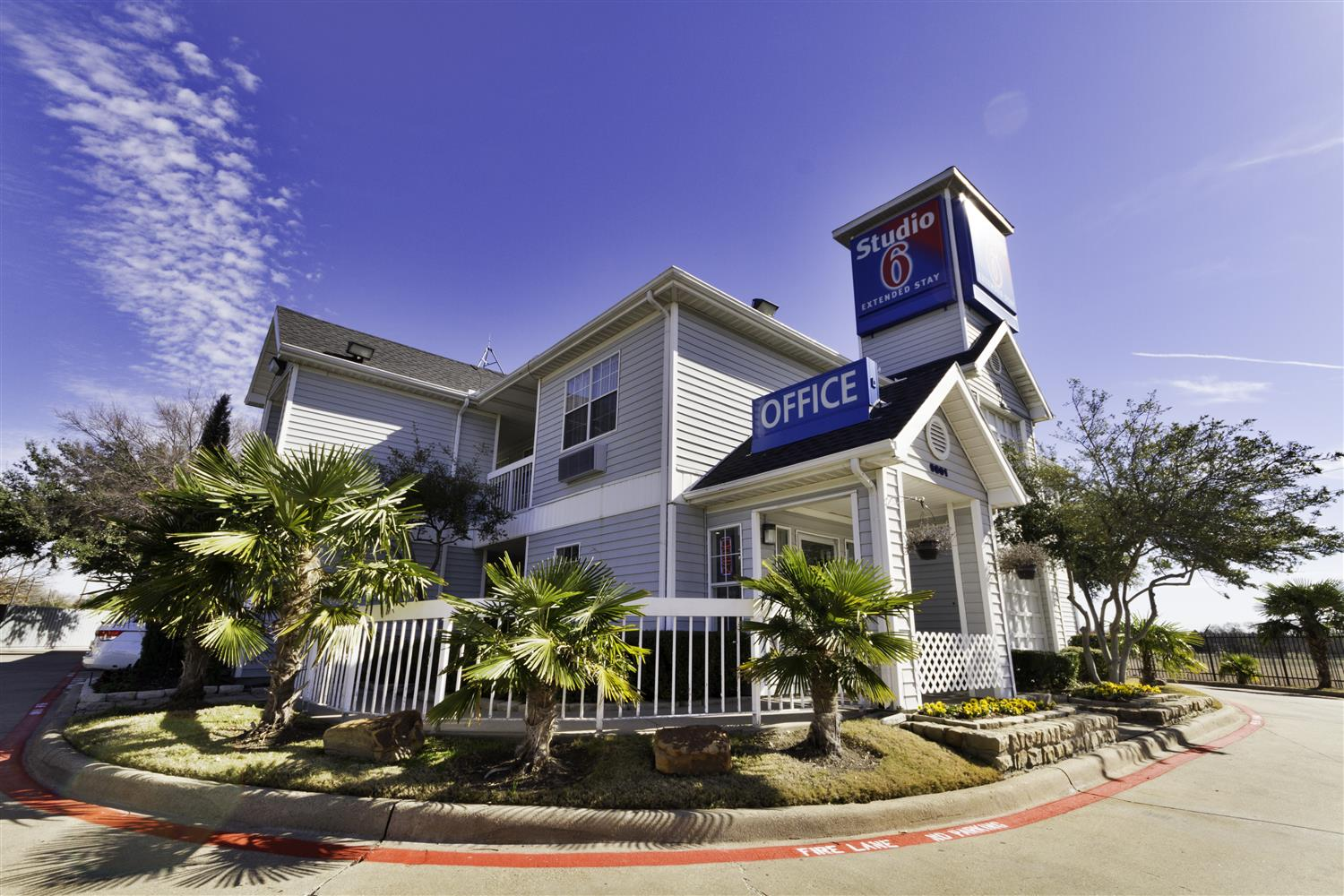 Studio 6 Extended Stay Hotel Garland Park Dallas Tx See