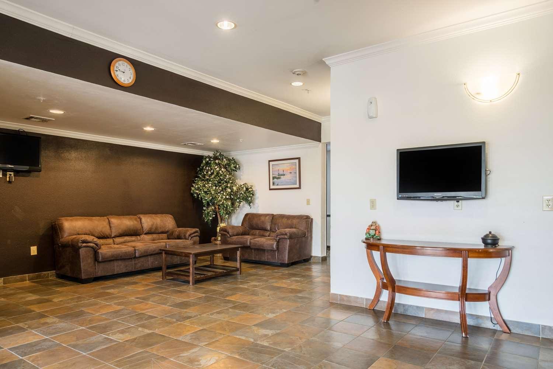 Lobby - Studio 6 Extended Stay Hotel Sulphur