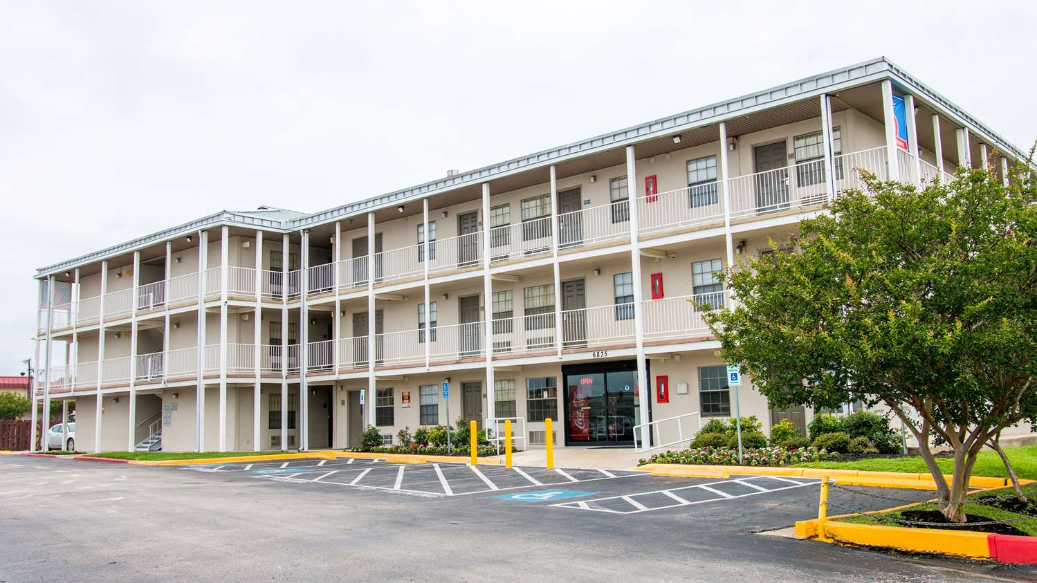 Studio 6 Extended Stay Hotel Lackland San Antonio Tx