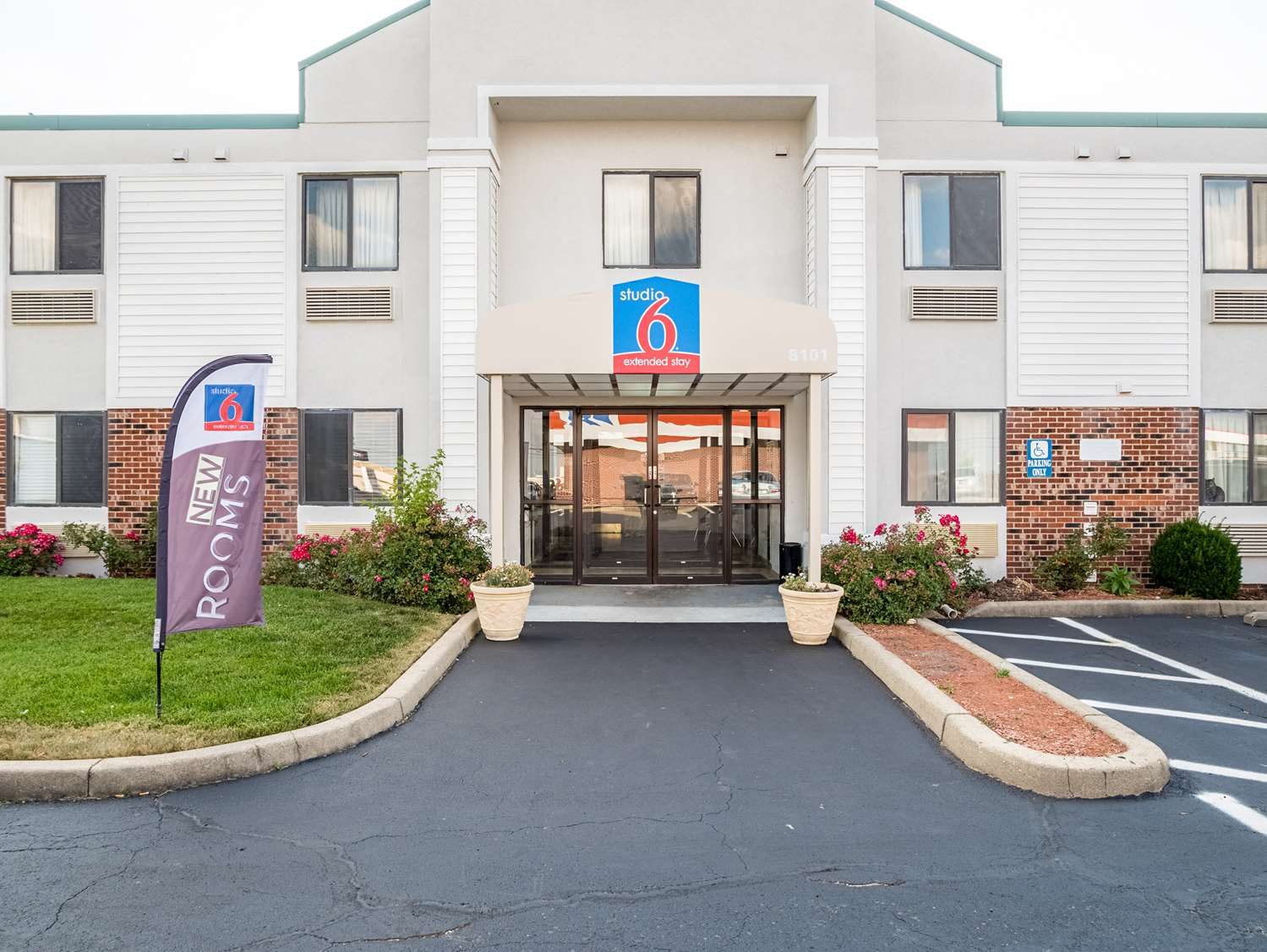 Exterior view - Studio 6 Extended Stay Hotel Miamisburg