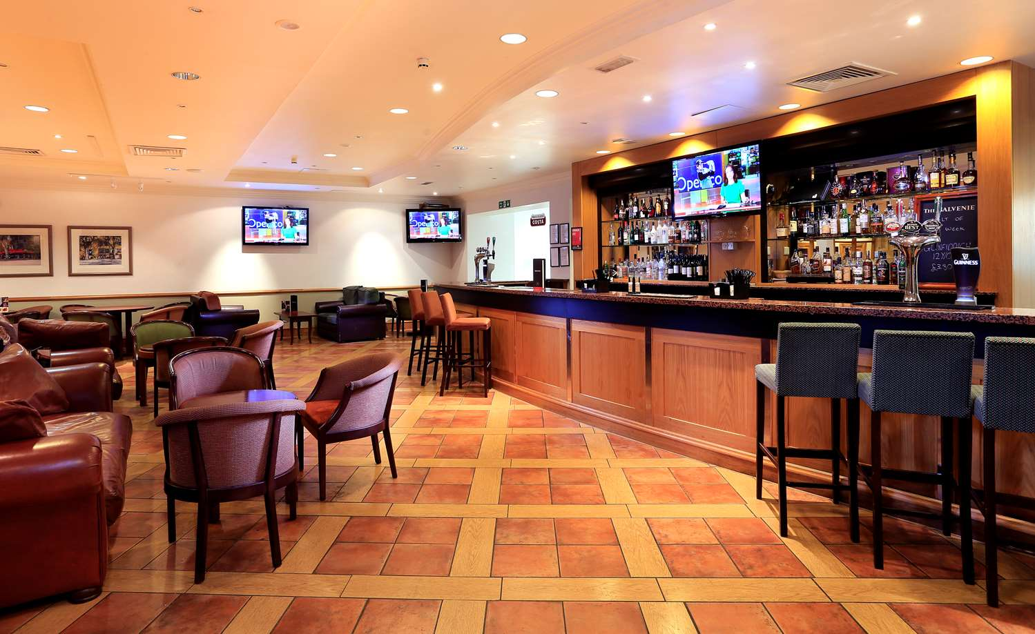 Spey Valley Sports Bar