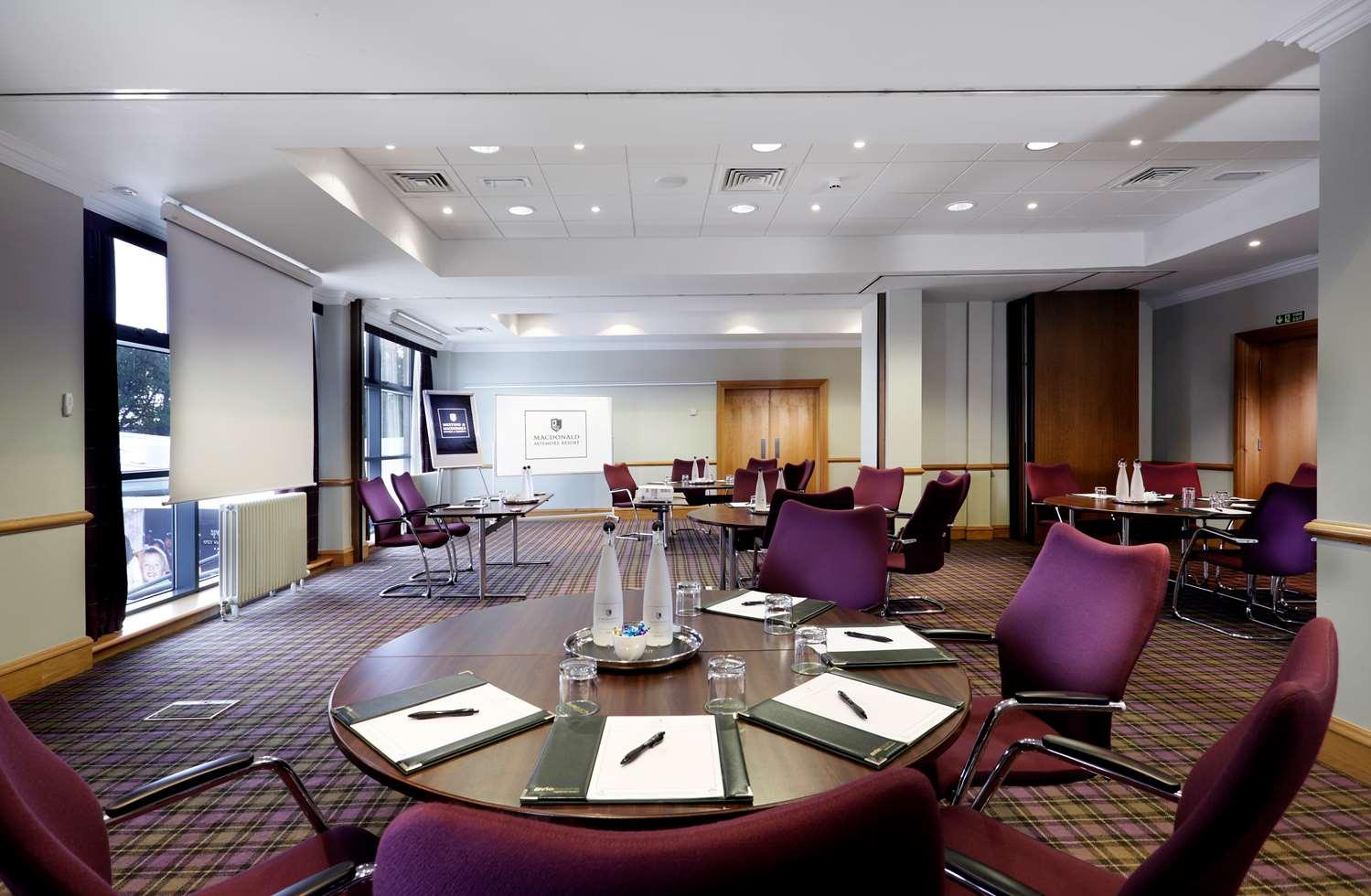 Alvie Morlich Glenmore meeting room