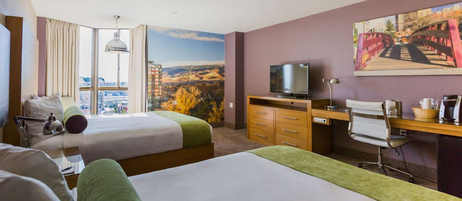 Room - Whitney Peak Hotel Reno