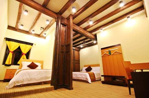 Hotel HOTEL TULIP INN SHANGMO HOTEL - Family Room