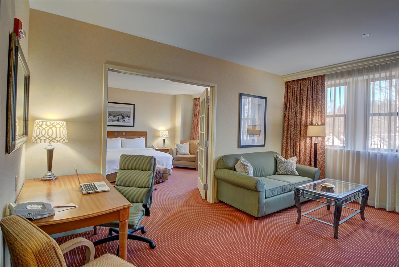Suite - Southbridge Hotel & Conference Center