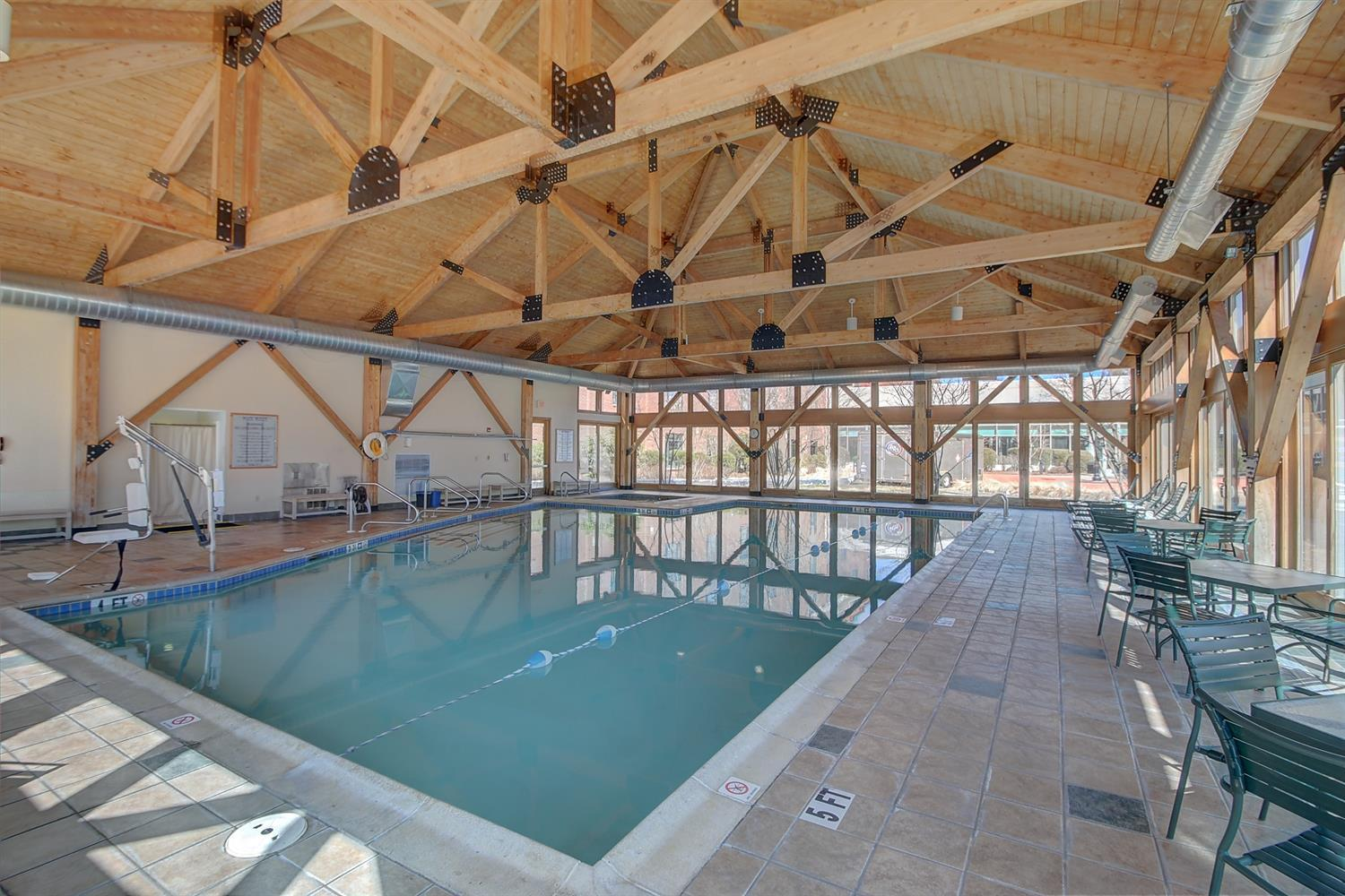 Pool - Southbridge Hotel & Conference Center