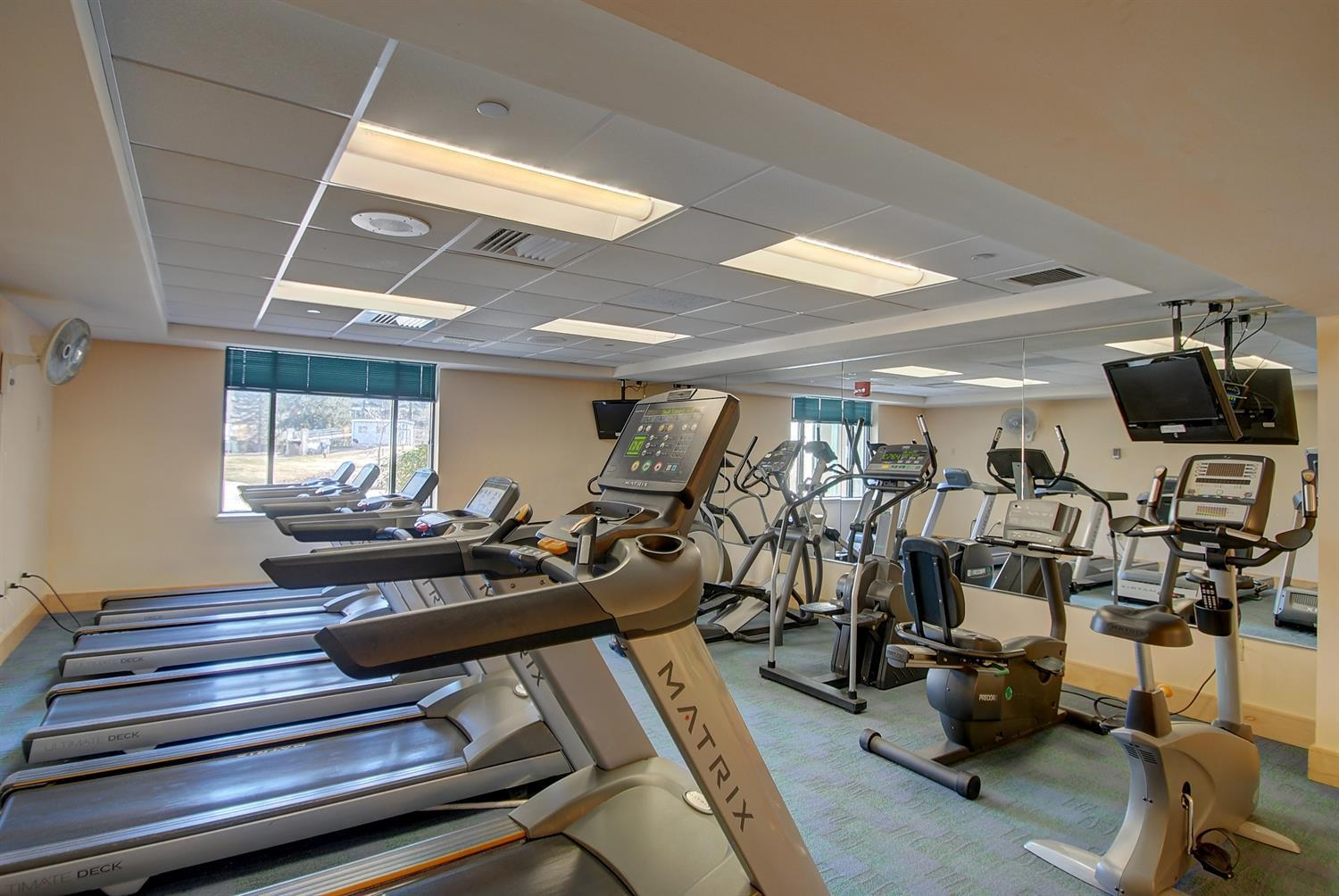 Fitness/ Exercise Room - Southbridge Hotel & Conference Center