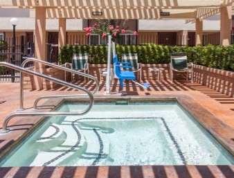 Pool - Ramada Inn University Center Fresno