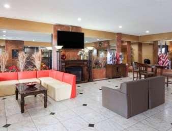 Lobby - Ramada Inn Newburgh