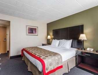 Room - Ramada Inn Newburgh