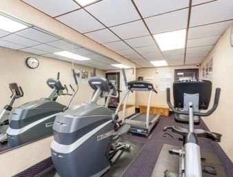 Fitness/ Exercise Room - Ramada Inn Newburgh