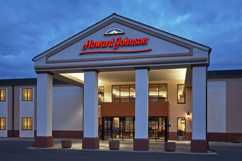 Exterior view - Howard Johnson Plaza Hotel Madison