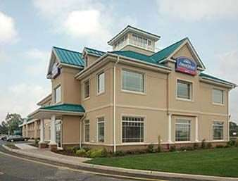 Exterior view - Howard Johnson Hotel Toms River