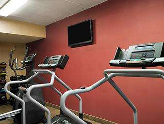 Fitness/ Exercise Room - Ramada Inn & Suites Toms River