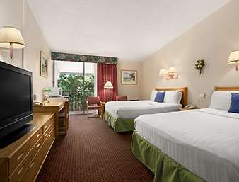 Room - Ramada Inn Grand Junction