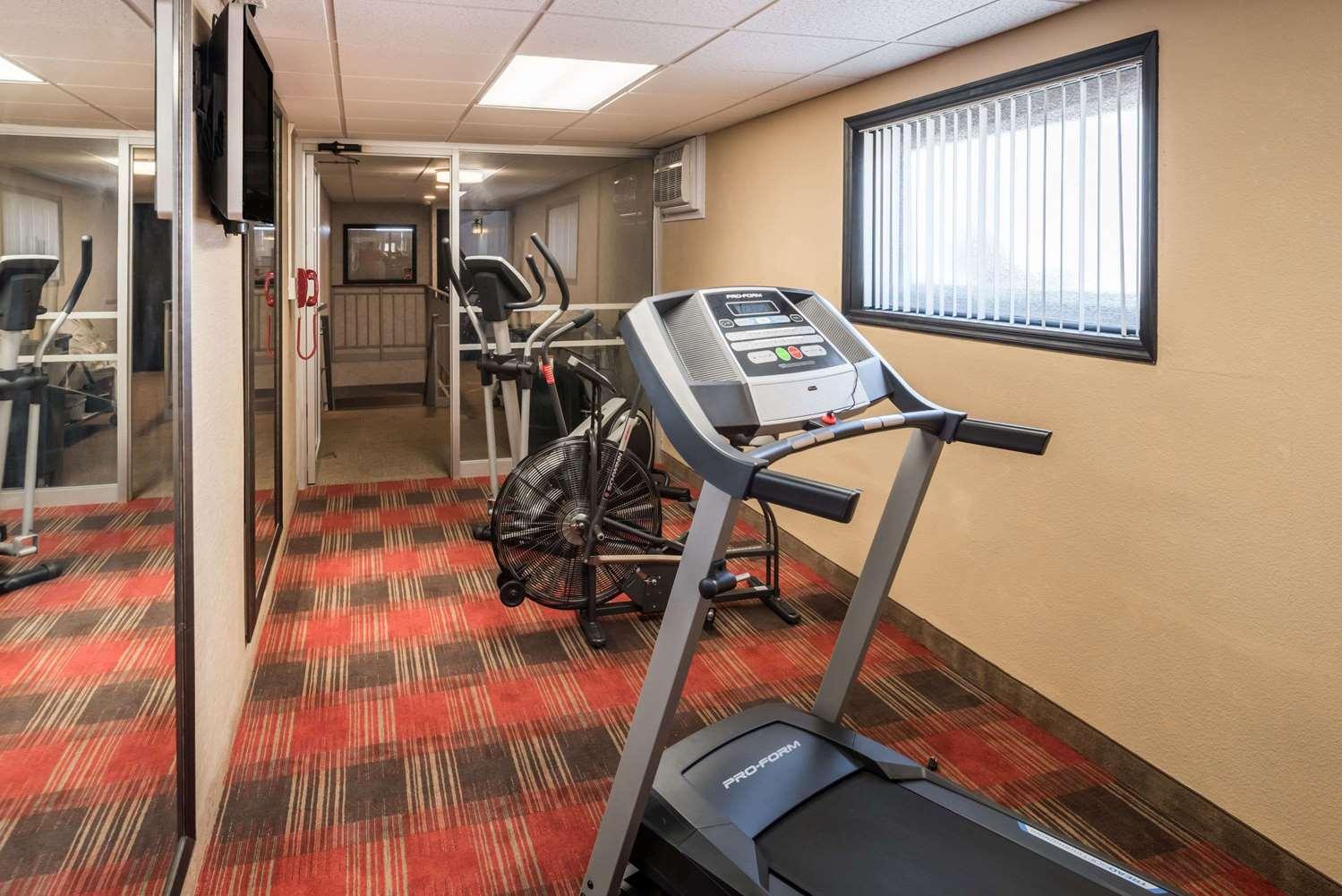 Fitness/ Exercise Room - Ramada Inn Grand Forks