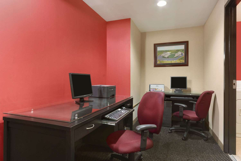 Conference Area - Ramada Inn Blue Ridge Raleigh