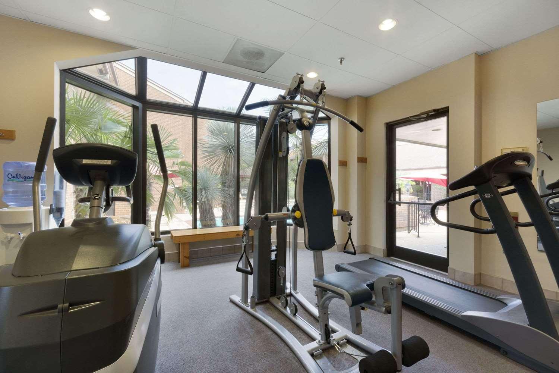 Fitness/ Exercise Room - Ramada Inn Blue Ridge Raleigh