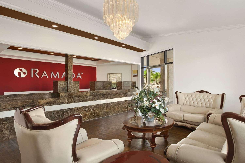 Lobby - Ramada Inn Torrance