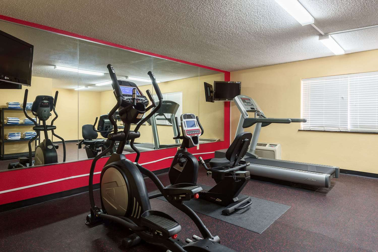 Fitness/ Exercise Room - Ramada Inn Bowling Green