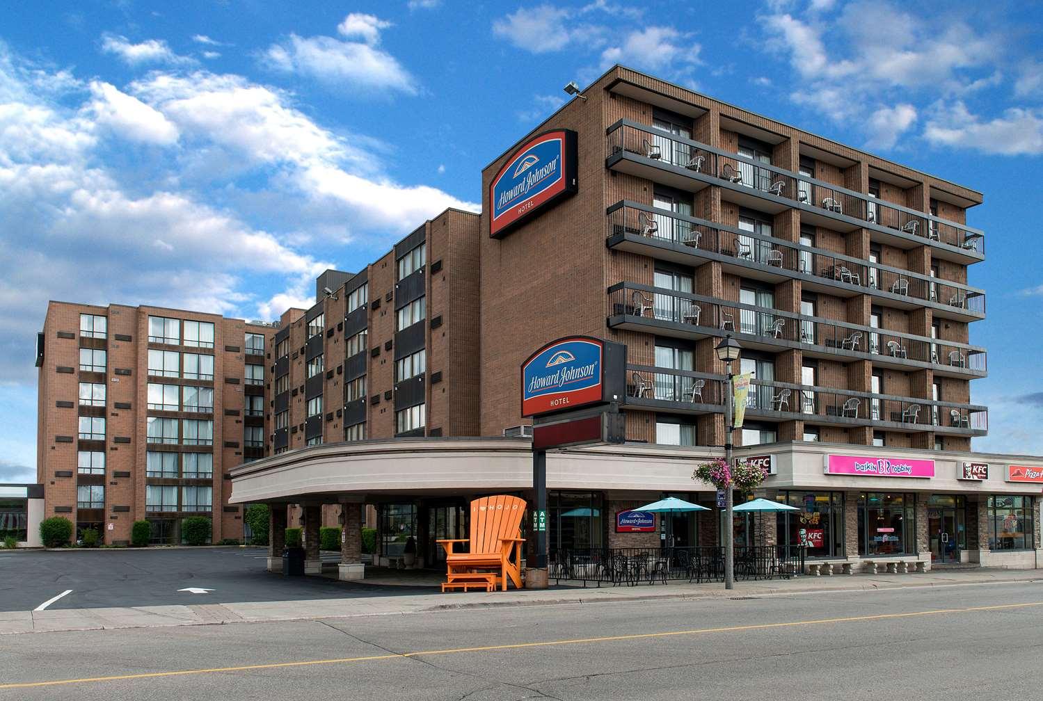 Exterior view - Howard Johnson Hotel Niagara Falls