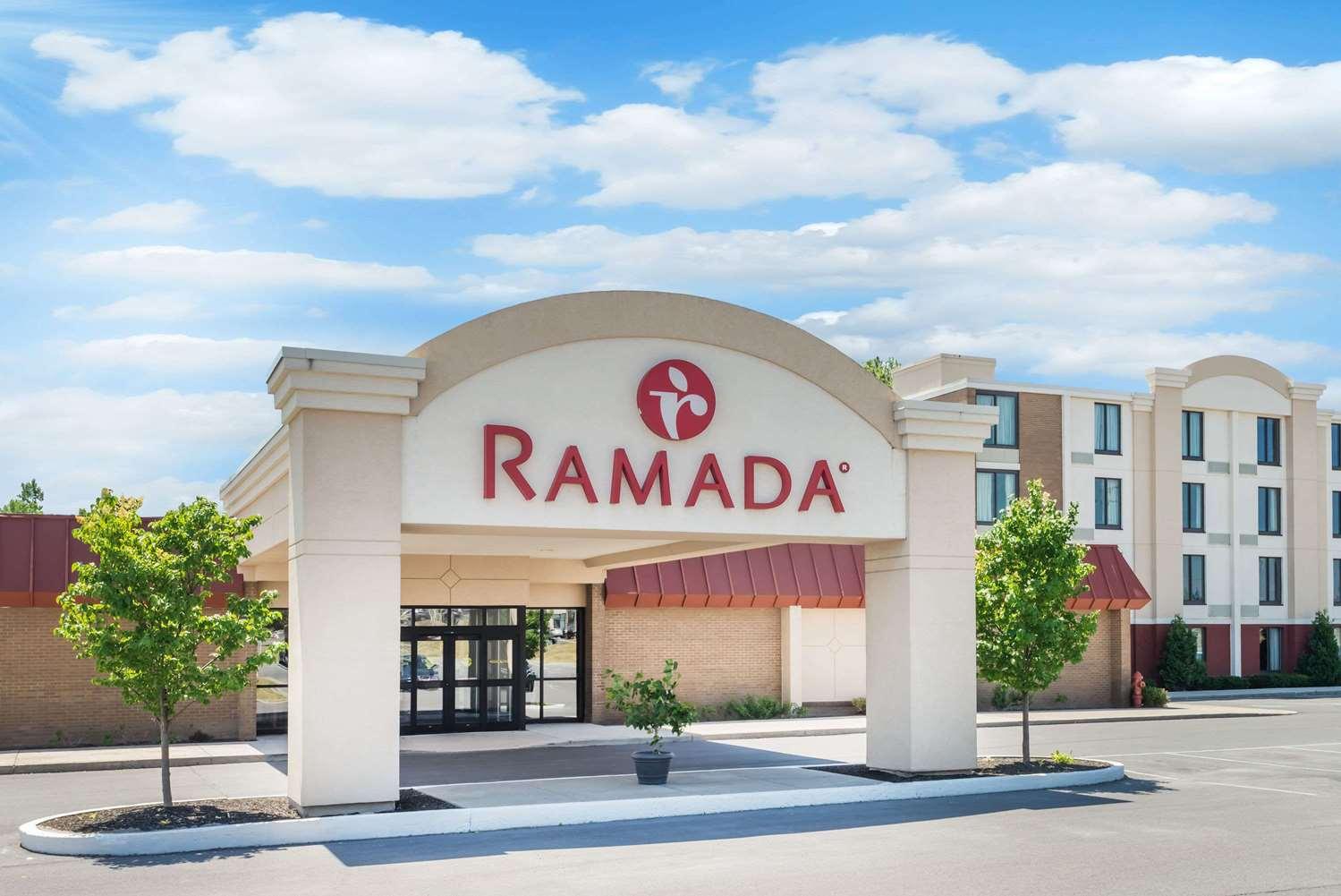 Exterior view - Ramada Hotel Watertown