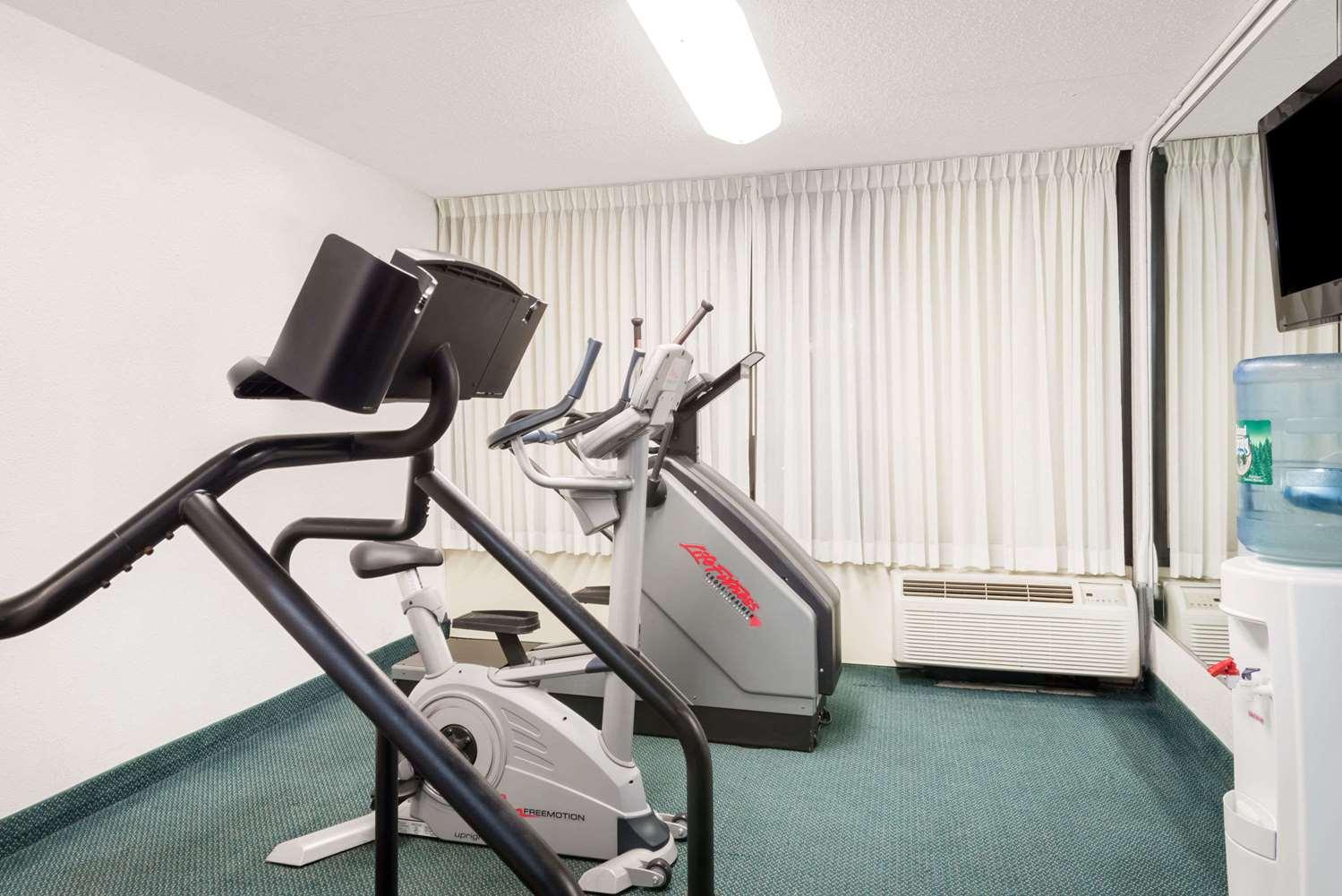 Fitness/ Exercise Room - Ramada Hotel Watertown