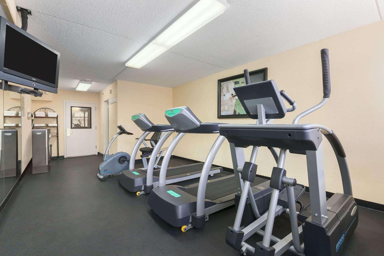 Fitness/ Exercise Room - Ramada Inn Rochelle Park