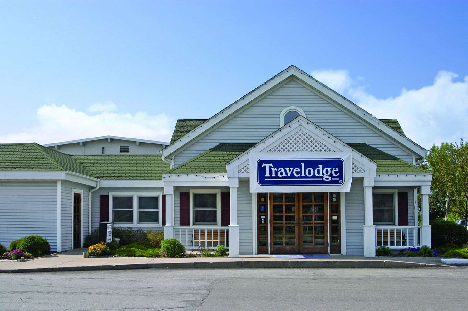 Exterior view - Travelodge Iowa City