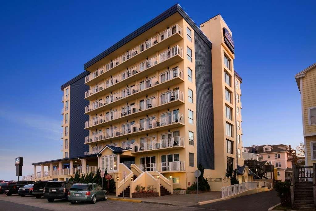 Exterior view - Howard Johnson Oceanfront Hotel Ocean City