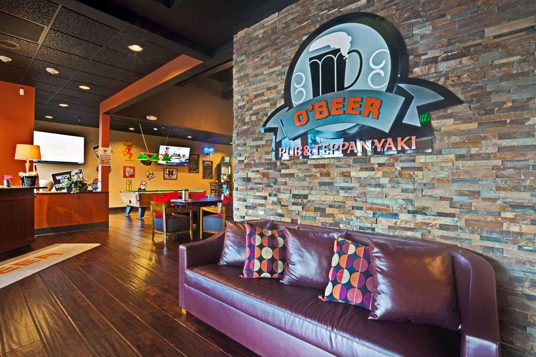 Bar - Ramada Inn SeaTacAirport Tukwila