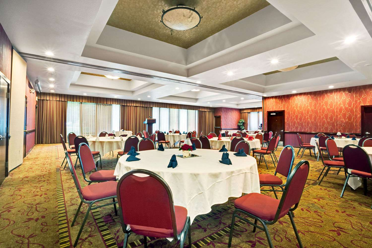 Meeting Facilities - Ramada Inn SeaTacAirport Tukwila