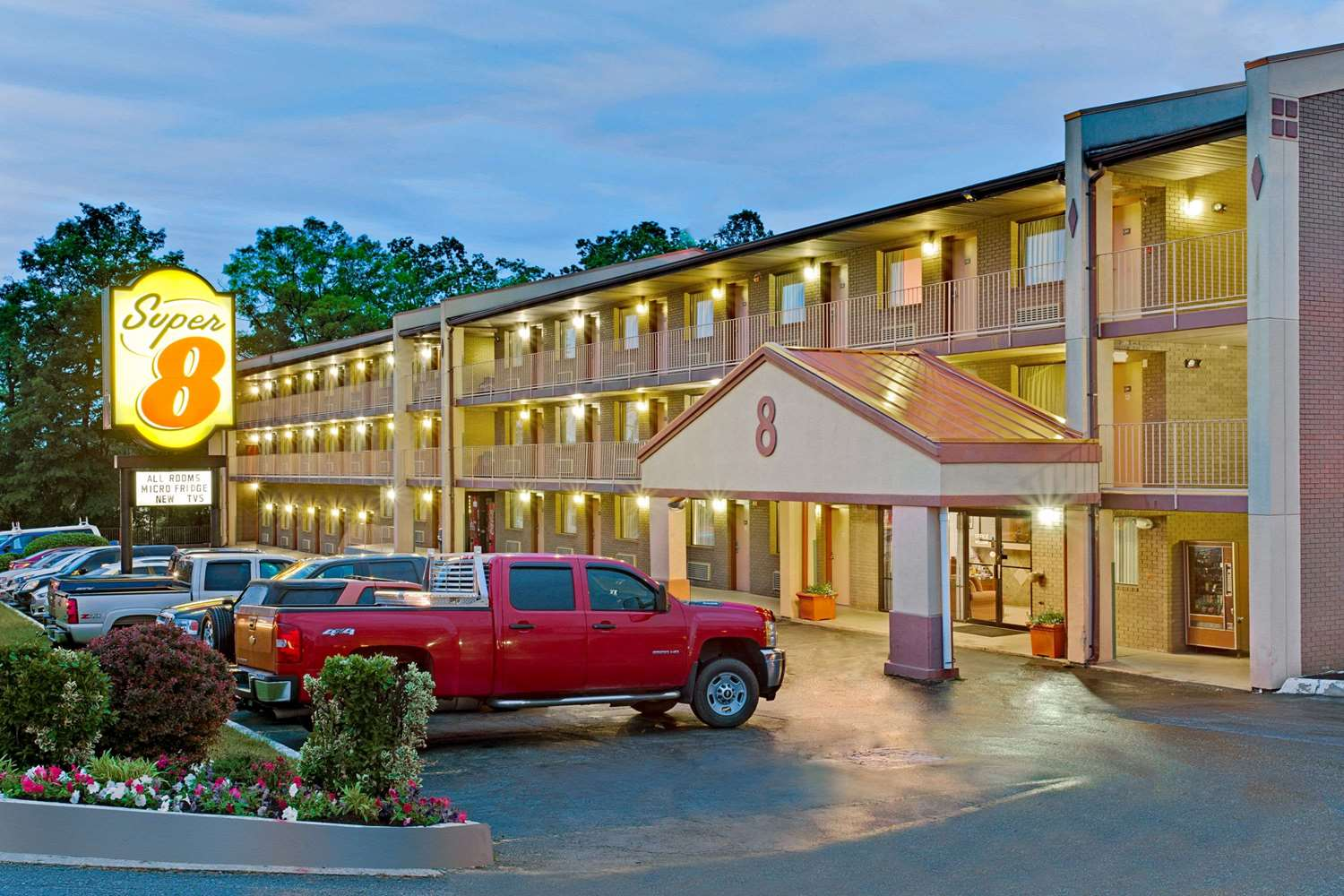 Exterior view - Super 8 Hotel Laurel