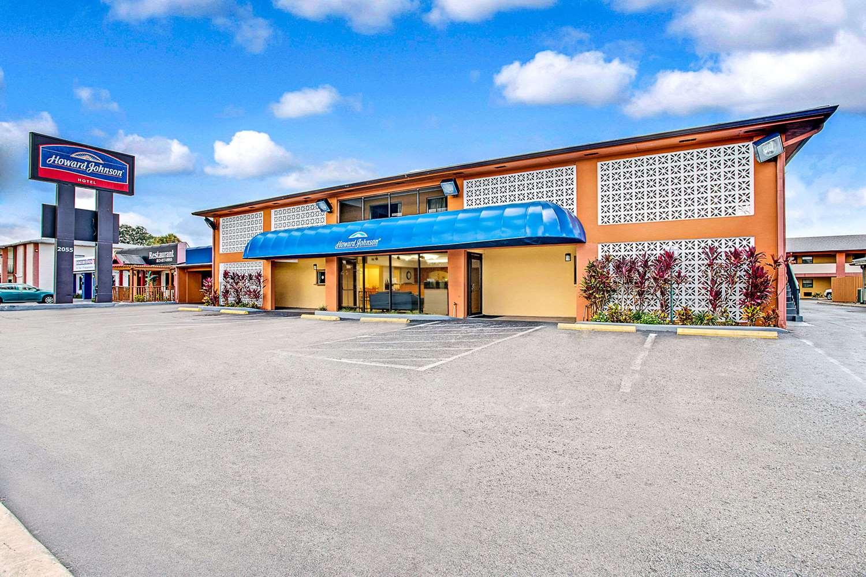 Exterior view - Howard Johnson Hotel Airport Tampa