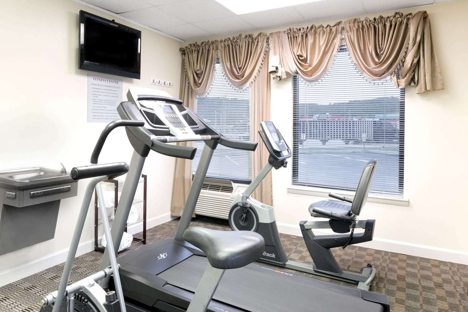 Fitness/ Exercise Room - Ramada Hotel Pelham