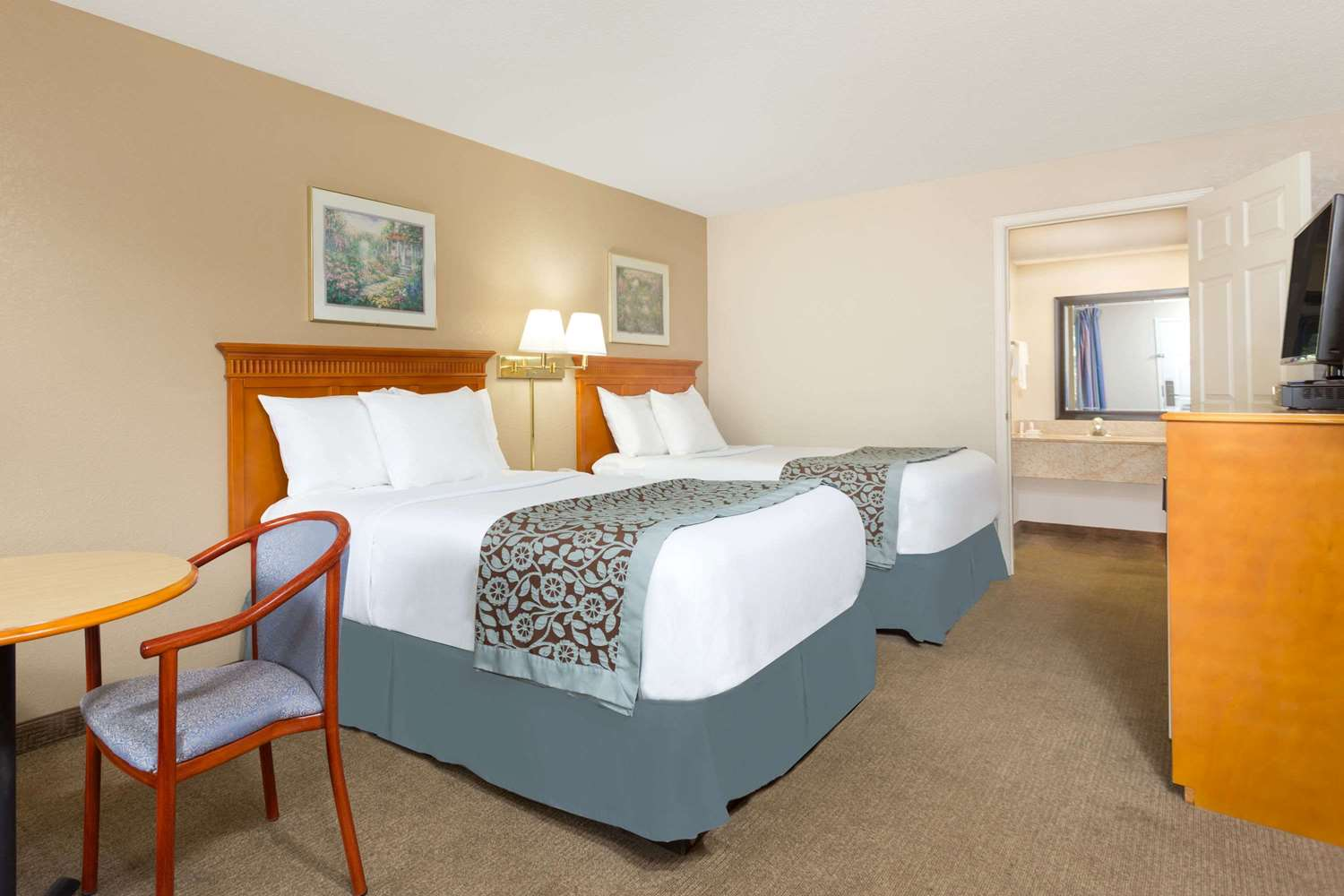 Room - Days Inn Elberton