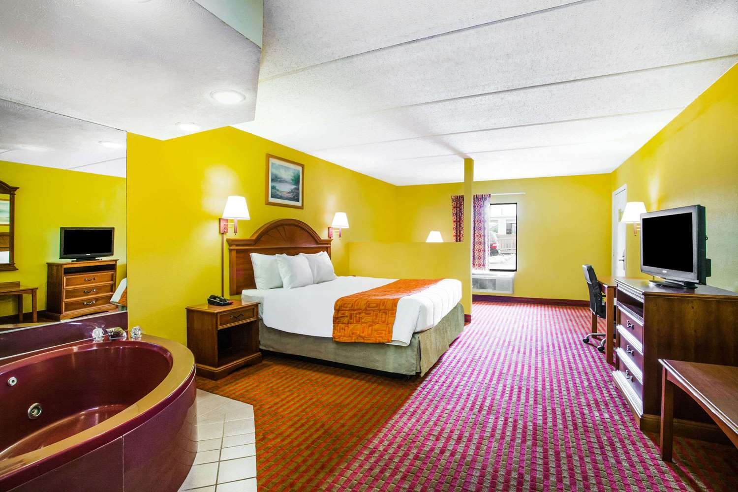 Room - Howard Johnson Express Inn Panama City