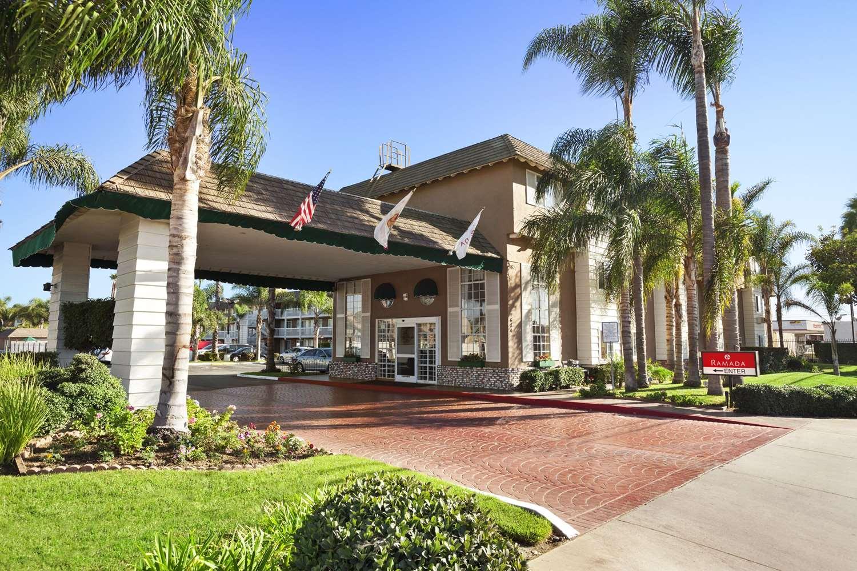 Exterior view - Ramada Hotel Costa Mesa