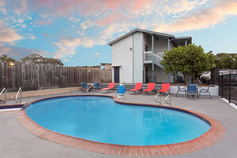 Pool - Ramada Hotel Monterey