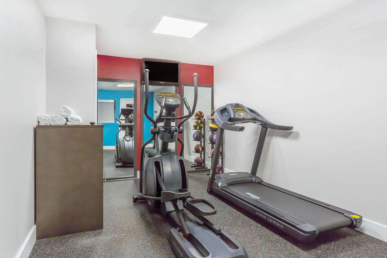 Fitness/ Exercise Room - Ramada Hotel Monterey