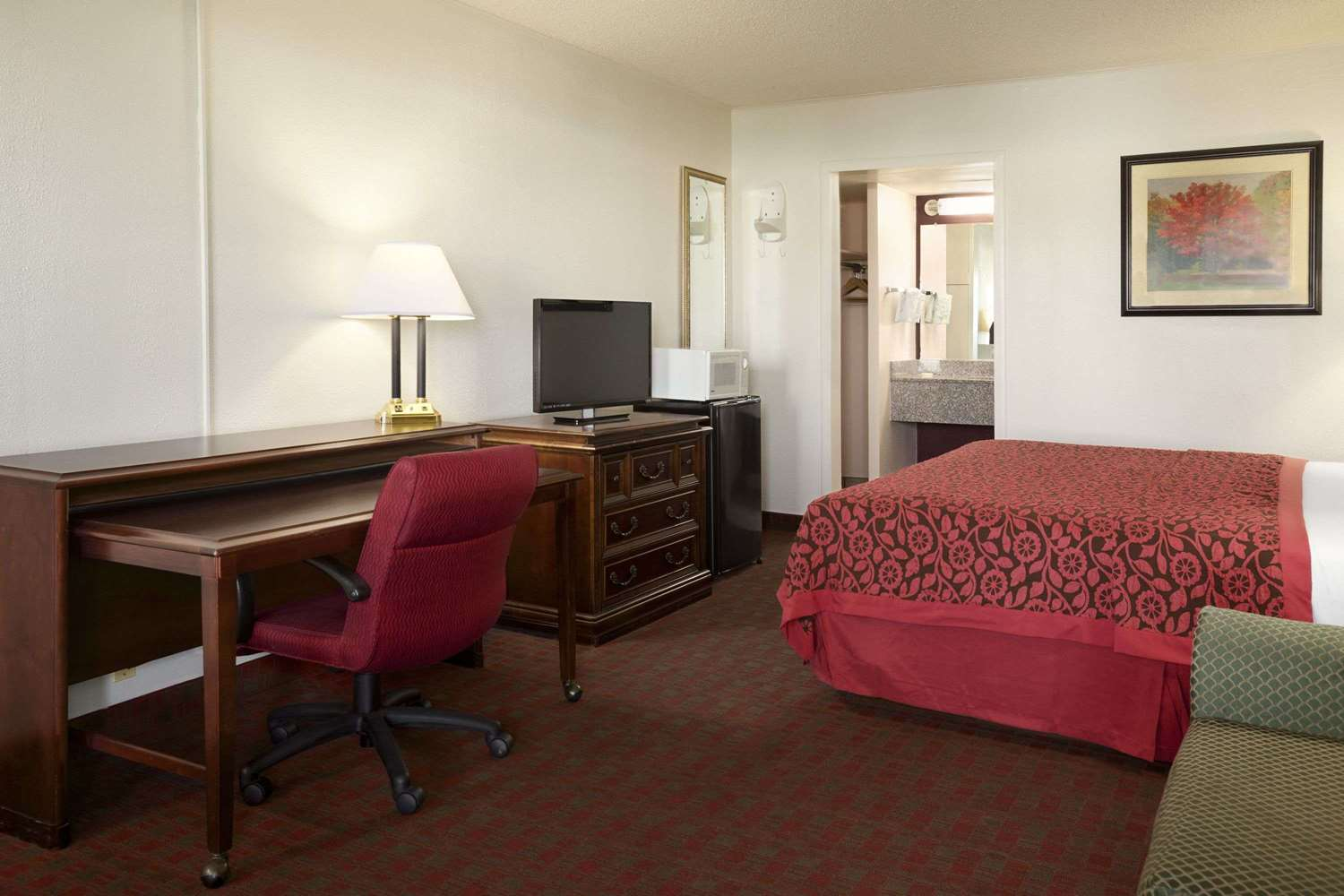 Room - Days Inn Santa Fe