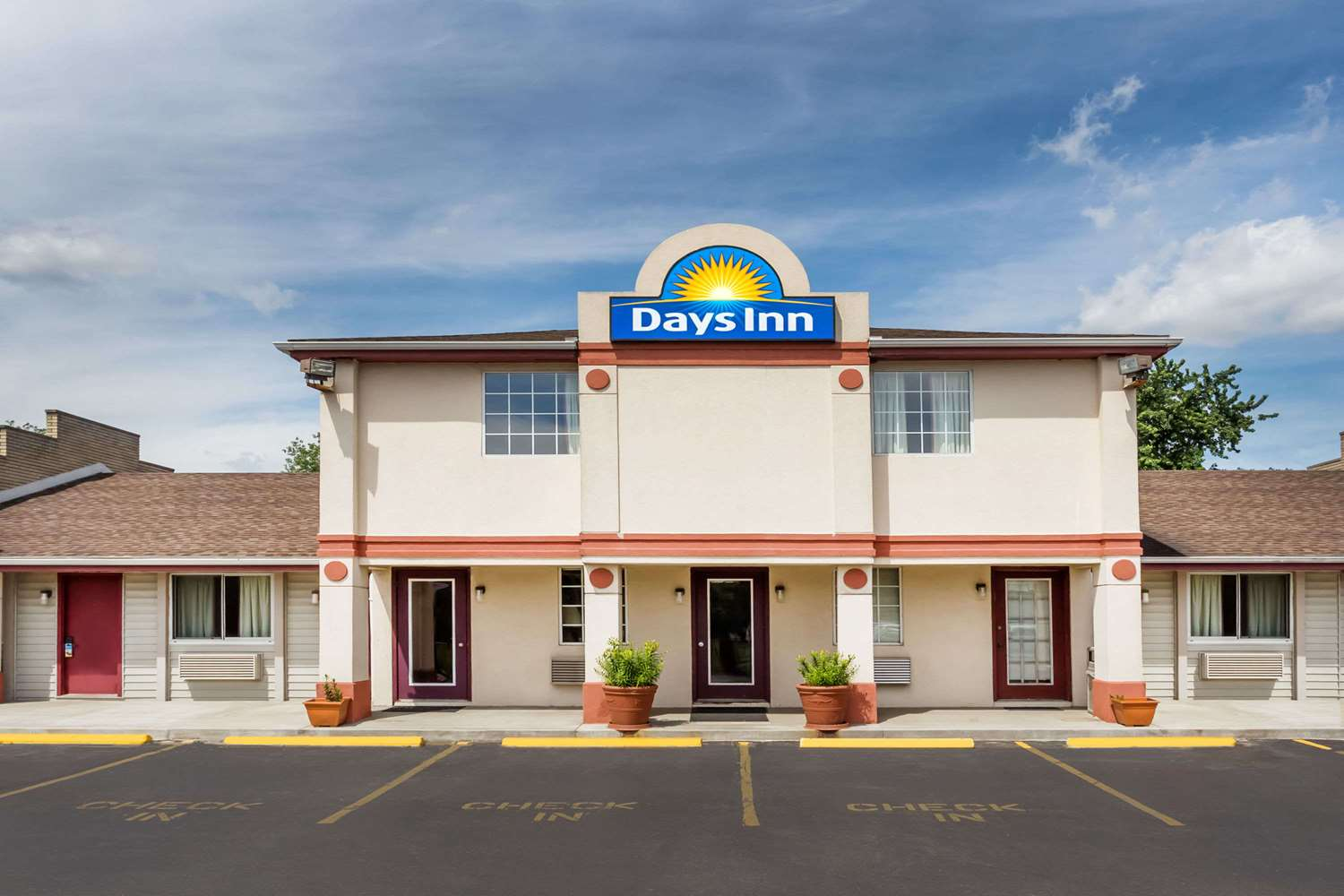 Exterior view - Days Inn Plymouth