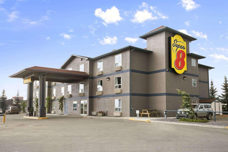 Exterior view - Super 8 Hotel Whitecourt