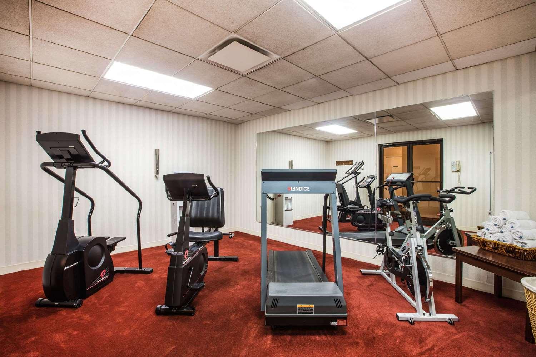 Fitness/ Exercise Room - Ramada Inn at Historic Ligonier