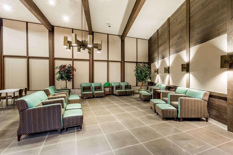 Lobby - Super 8 Hotel Sterling