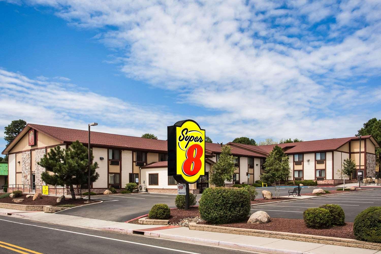 Exterior view - Super 8 Hotel I-40 Loop Flagstaff