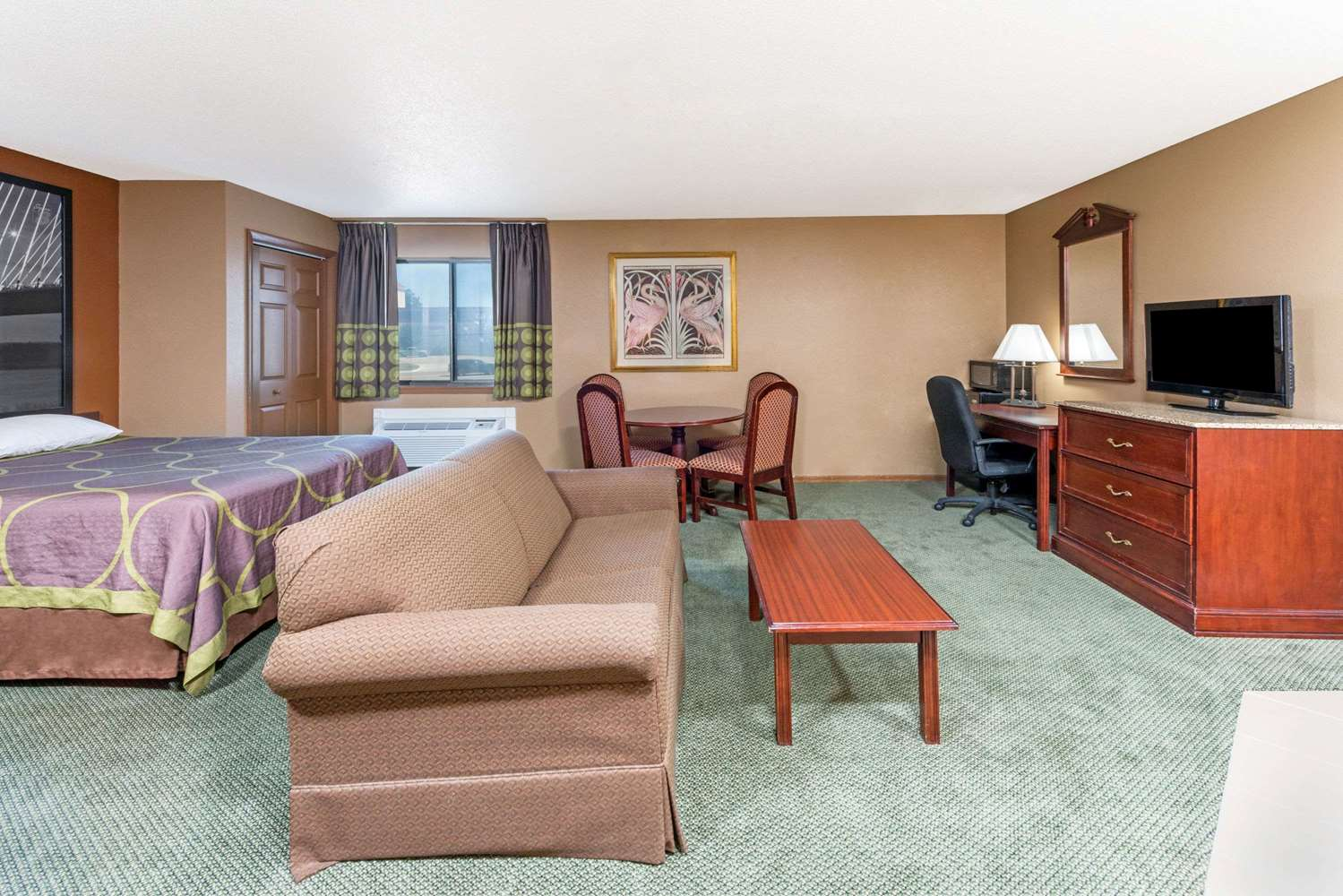 Suite - Super 8 Hotel Poplar Bluff