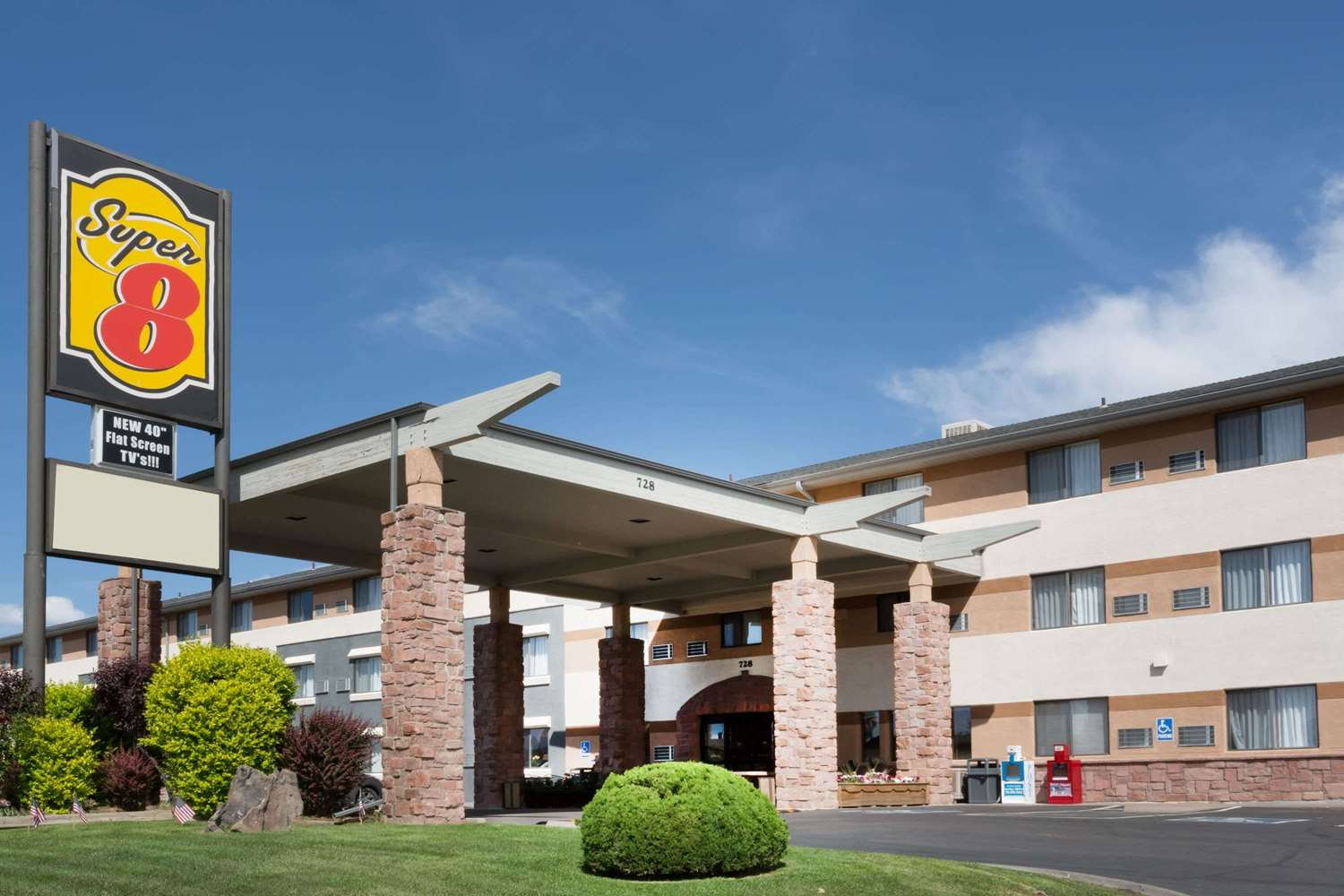 Exterior view - Super 8 Hotel Grand Junction